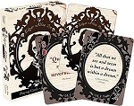 Bicycle Edgar Allan Poe NMR Playing Cards